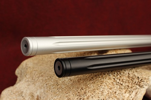 KIDD .22LR Lightweight Fluted Aluminum Sleeved Rifle Bull Barrel
