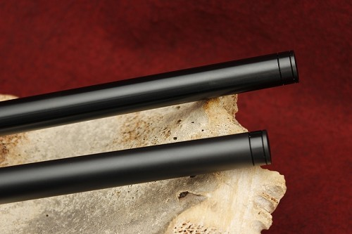 KIDD .22LR Black Tapered Rifle Bull Barrel